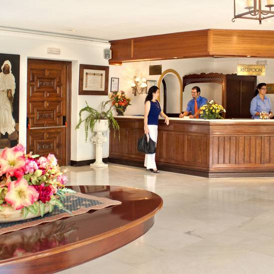 24-HOUR RECEPTION TRH Mijas -