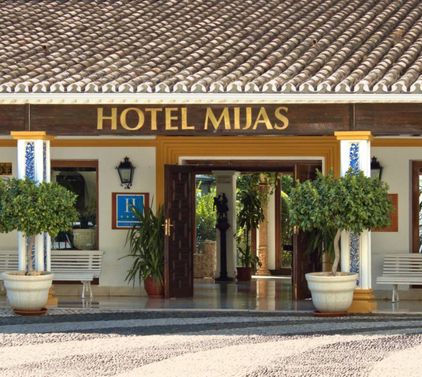 Facade TRH Mijas Hotel TRH Mijas Hotel Mijas